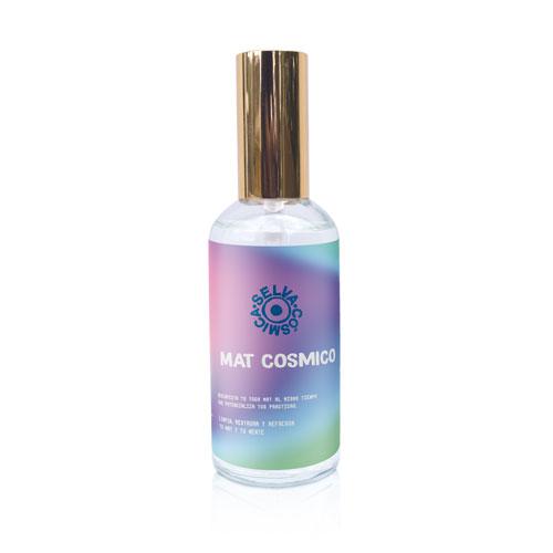 spray para desinfectar mat de yoga